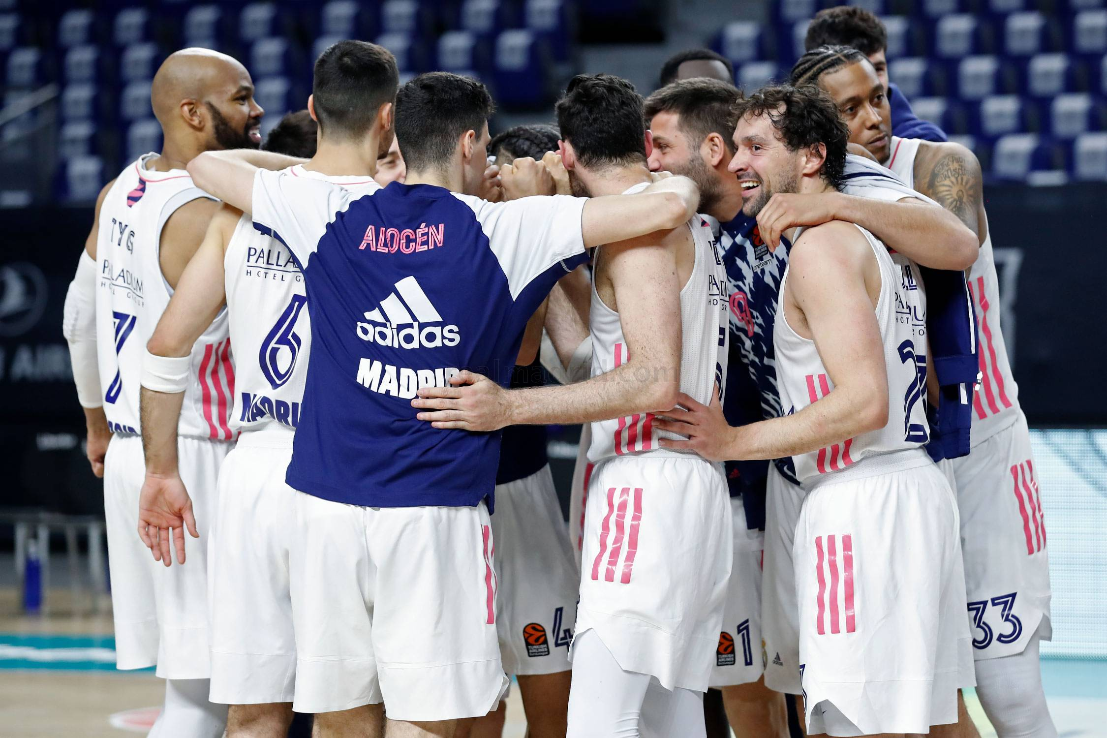 Real and Garuba stun Anadolu Efes